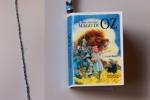 """Segnalibro """"Il Meraviglioso Mago di Oz"""""""