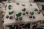 Segnalibro kawaii a forma di bustina di tè verde | Idea regalo | Regalo per let