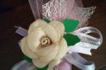 Segnaposti tema rose