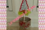 Segnaposto natalizio