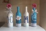Set 4 bottiglie