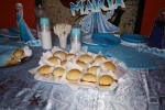 Set decorazioni party compleanno frozen