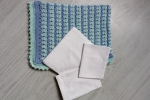 Set per carrozzina composto da coperta e completo lenzuolino