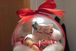 Sfere natalizie personalizzabili con il nome