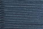 Soutache Rayon 4mm - 052 blu steel