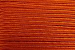 Soutache Rayon 4mm - 100 arancione ocra intenso