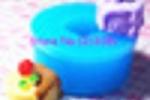 Stampino torta fragola