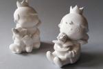 Statuine in gesso Piccolo Principe