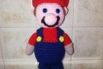 Super Mario Bros Amigurumi