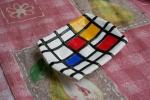 Svuota tasche stile Piet Mondrian