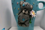 Tazza in ceramica Teddy Flower