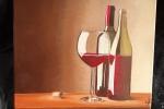 Quadro: Tempo di vino.