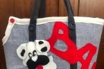 Trasportino handmade per cani personalizzabile