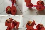 Triciclo porta vasi per fiori