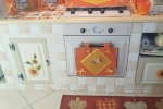 Set cucina in gomma crepla