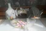 Uccellini sul cerchio