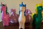Unicorno per regalo di fine festa o un piccolo regalo