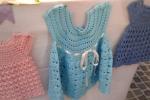 Vestitino in cotone per bambine